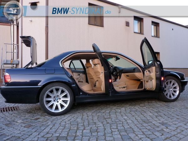 bmw 740i fotostories weiterer bmw modelle 7er bmw e38 tuning fotos bilder stories. Black Bedroom Furniture Sets. Home Design Ideas