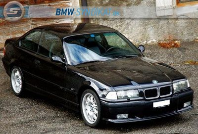 bmw m3 coupe 3er bmw e36 m3 tuning fotos bilder stories. Black Bedroom Furniture Sets. Home Design Ideas