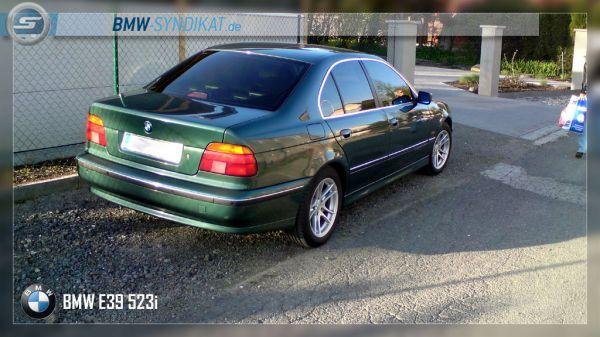"""BMW E39 523i [ 5er BMW - E39 ] """"Limousine"""" - [Tuning ..."""