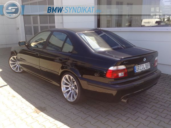 bmw 530i e39 5er bmw e39 limousine tuning fotos bilder stories. Black Bedroom Furniture Sets. Home Design Ideas