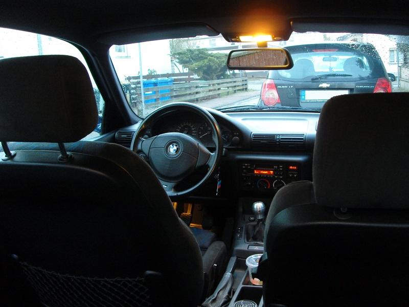 E36, 316i <-> 323ti Compact - 3er BMW - E36