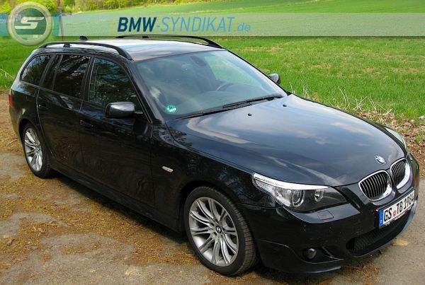mein 530d m paket 5er bmw e60 e61 touring. Black Bedroom Furniture Sets. Home Design Ideas