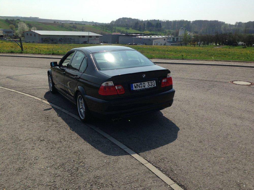 E46 330I Limousine - 3er BMW - E46