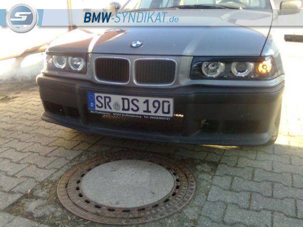 E36 318i Limo granitsilber met. - 3er BMW - E36
