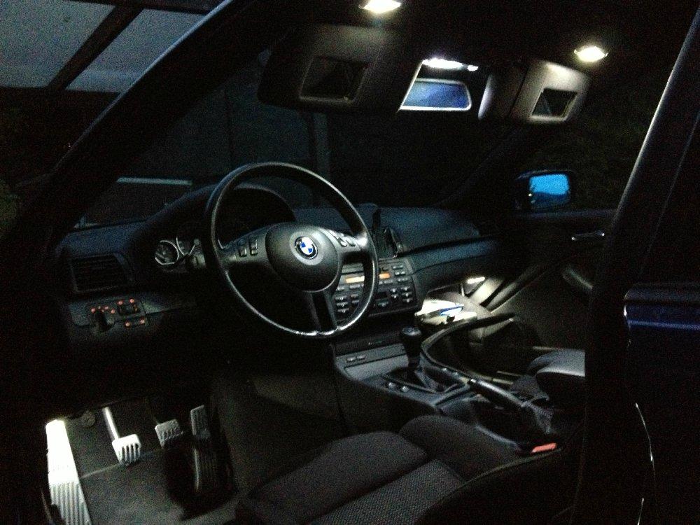 Stay classy: mysticblue E46 on BBS (Season 2018) - 3er BMW - E46