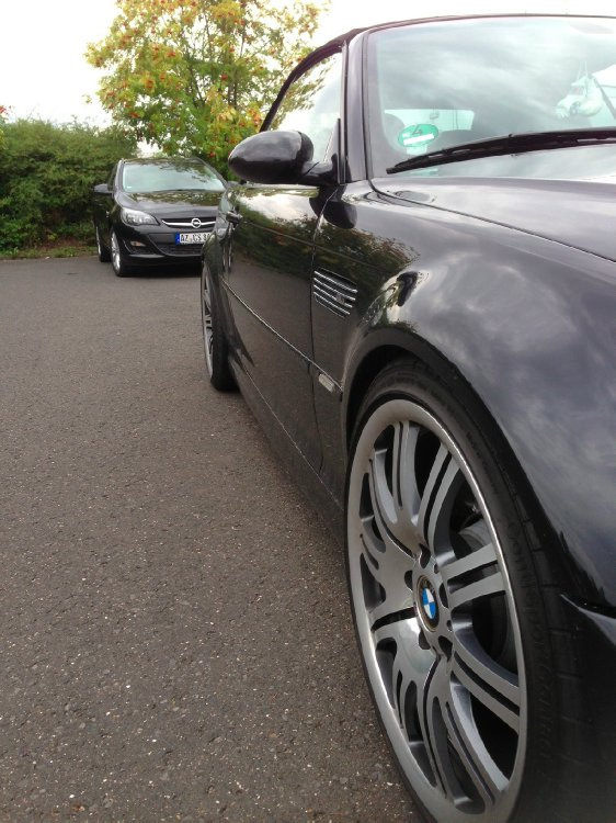 BMW M3 Cabrio (Carbon-Schwarz) - 3er BMW - E46