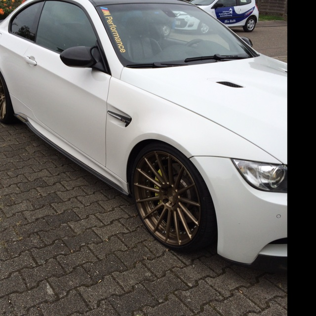 White Devil - 3er BMW - E90 / E91 / E92 / E93