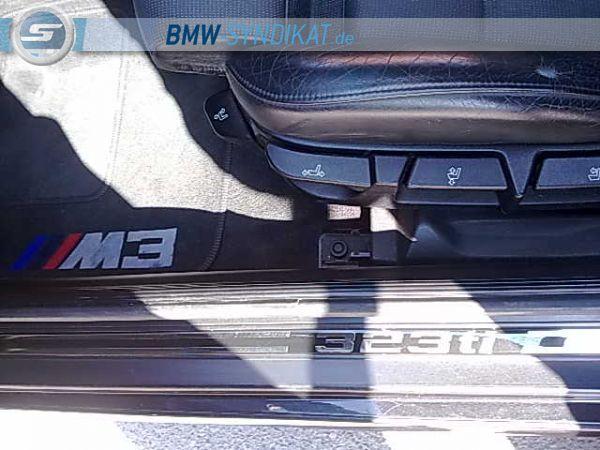 Compact-jacksen - 3er BMW - E36