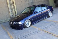 Blue Lady Bagged on BBS RS Seasson End
