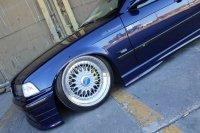 Blue Lady Bagged on BBS RS - 3er BMW - E36 - IMG_1157.JPG