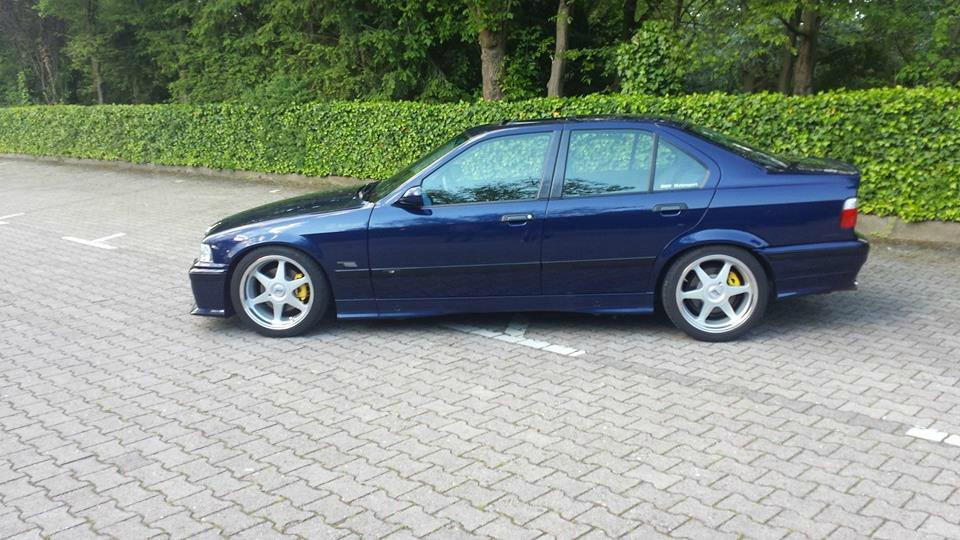 Blue Lady 318i 134 PS Fächerkrümmer =) - 3er BMW - E36