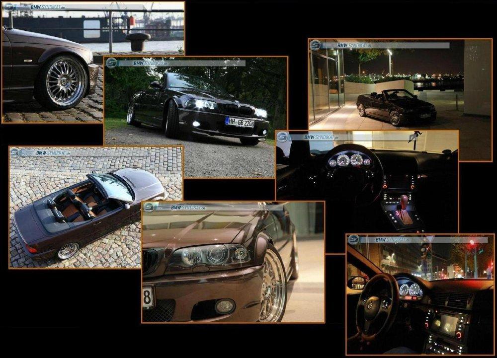 BMW e46 330i Cabrio - 3er BMW - E46
