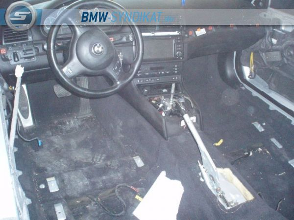 BMW e46 330i Cabrio - 3er BMW - E46 - IMG_1086.JPG