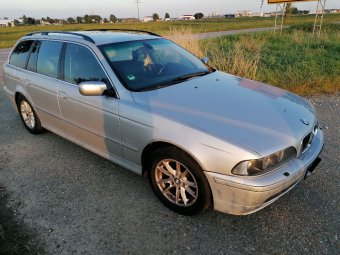 YuT's BMW E39 520i Touring - 5er BMW - E39