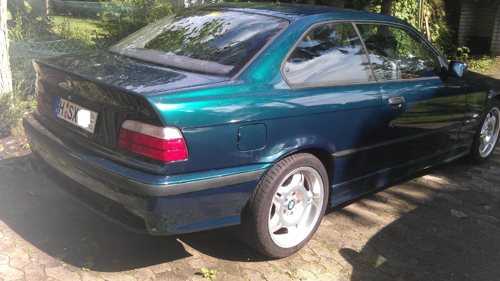 E36 318is Boston Gr 252 N 3er Bmw E36 Quot Coupe