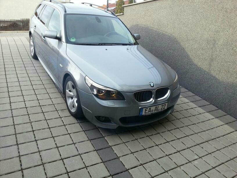 Mein E61 - 5er BMW - E60 / E61
