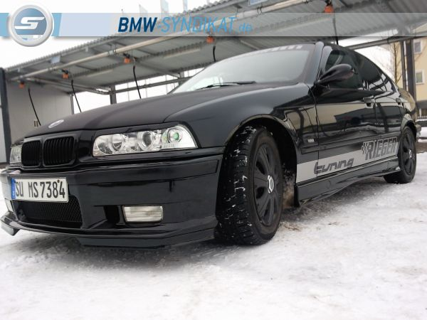 E36 323I Limo - 3er BMW - E36