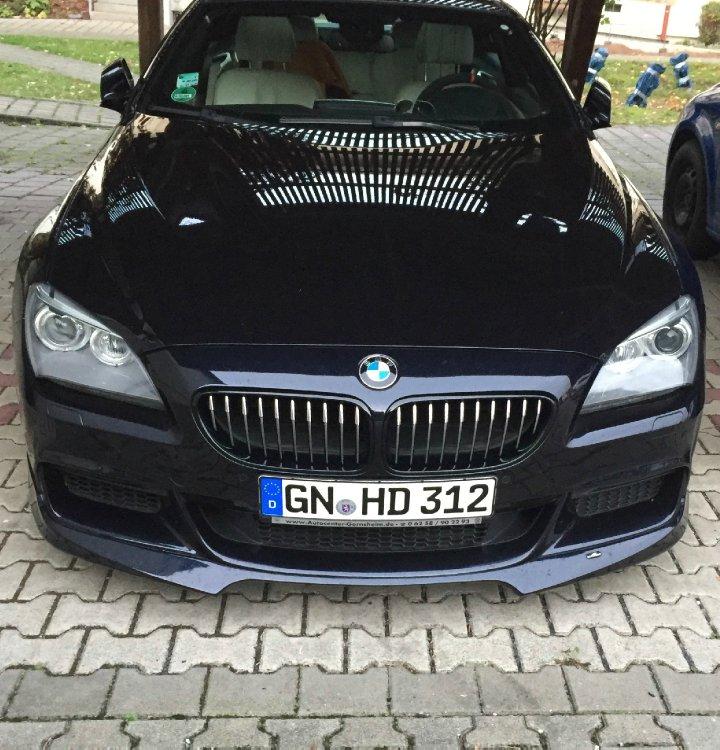 Bmw Xdrive 650i: Kleine Schwäche Für Große Autos [ Fotostories Weiterer BMW