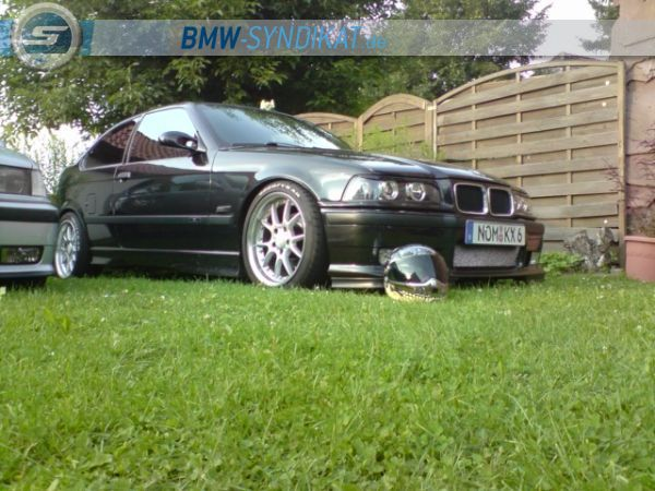 Mein EX-compact - 3er BMW - E36