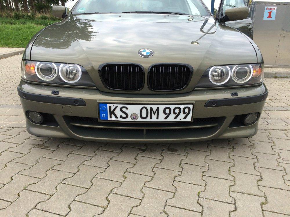 530d Messing Metalic - 5er BMW - E39