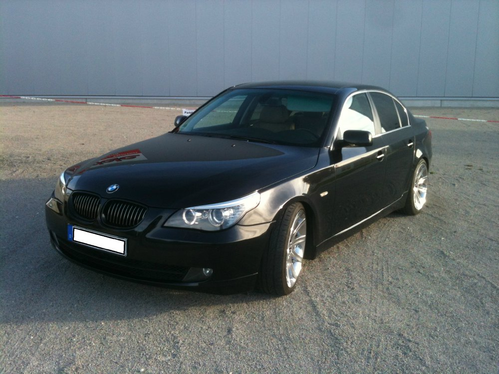 525er lci diesel 5er bmw e60 e61 limousine. Black Bedroom Furniture Sets. Home Design Ideas
