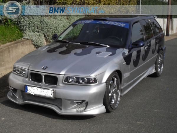 e36 touringfighter 3er bmw e36 touring tuning. Black Bedroom Furniture Sets. Home Design Ideas