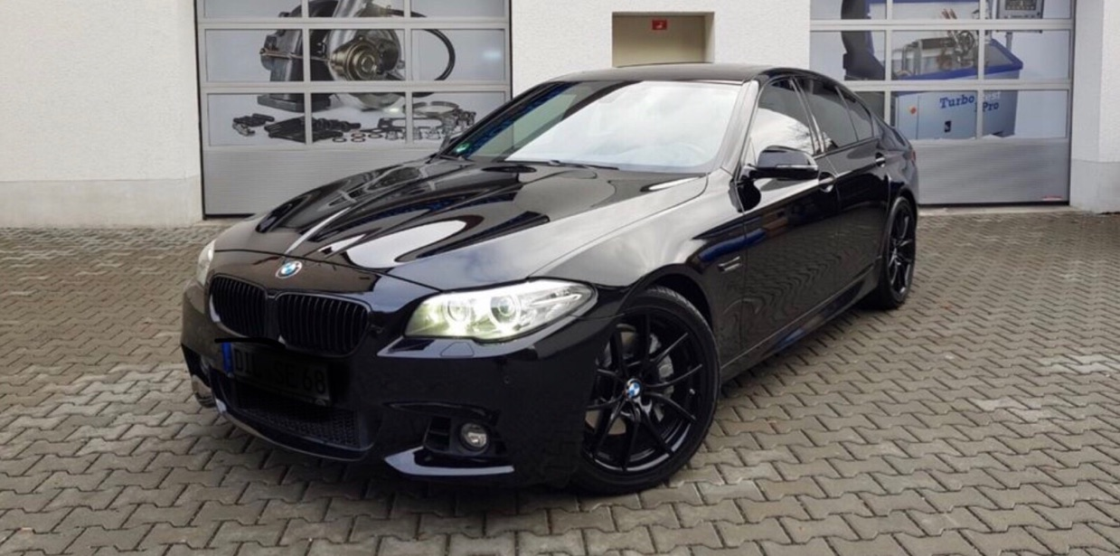 F10 550i - 5er BMW - F10 / F11 / F07