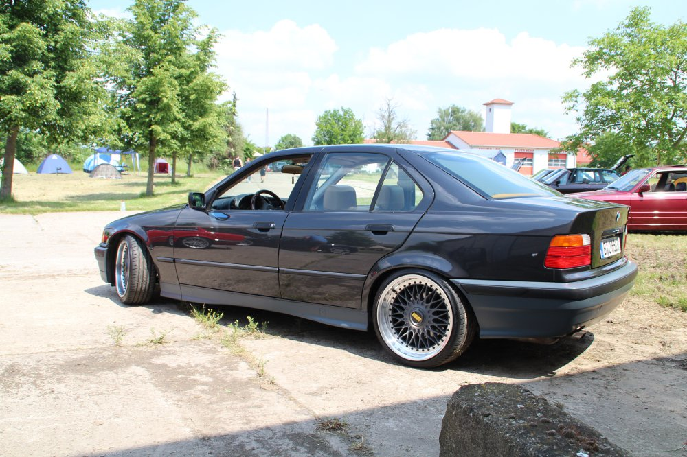 "Best of ´92 ""Die Limo"" - 3er BMW - E36"