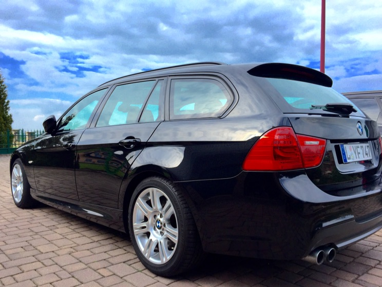 bmw 325d e91 3er bmw e90 e91 e92 e93 touring. Black Bedroom Furniture Sets. Home Design Ideas