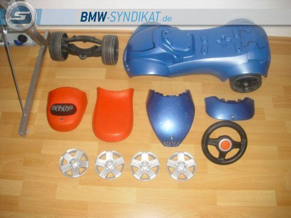Bmw Z4 M Bobbycar Umbau Sonstige Fotos Quot Z4 M