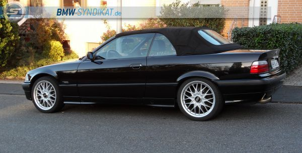 318i e36 cabrio 3er bmw e36 cabrio tuning fotos bilder stories. Black Bedroom Furniture Sets. Home Design Ideas