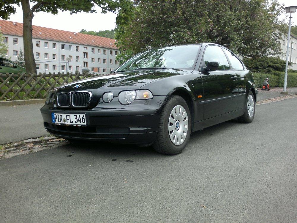 E46 316 ti - 3er BMW - E46