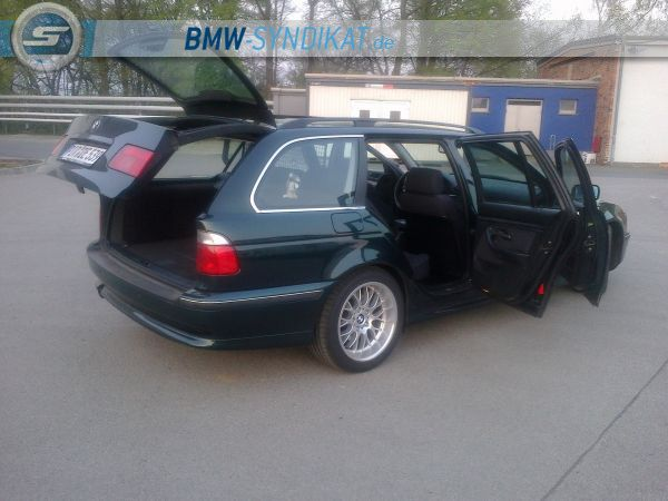 E39 523iA Touring - 5er BMW - E39