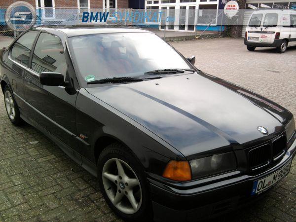 316 i - 3er BMW - E36