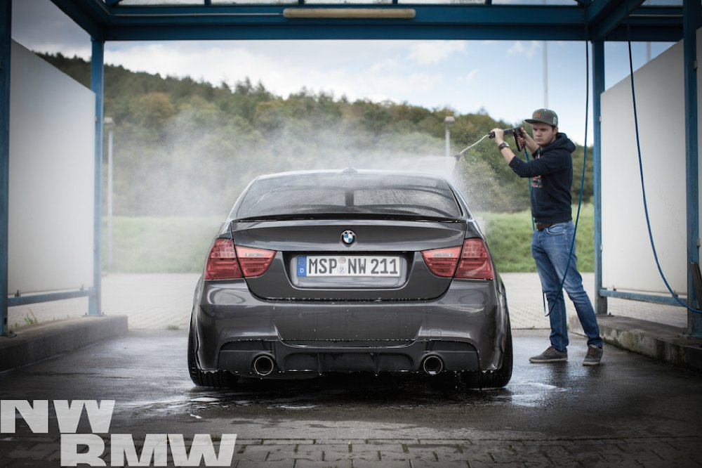 NWBMW - Sparkling LCI Update: 09.2017 - NBT inside - 3er BMW - E90 / E91 / E92 / E93