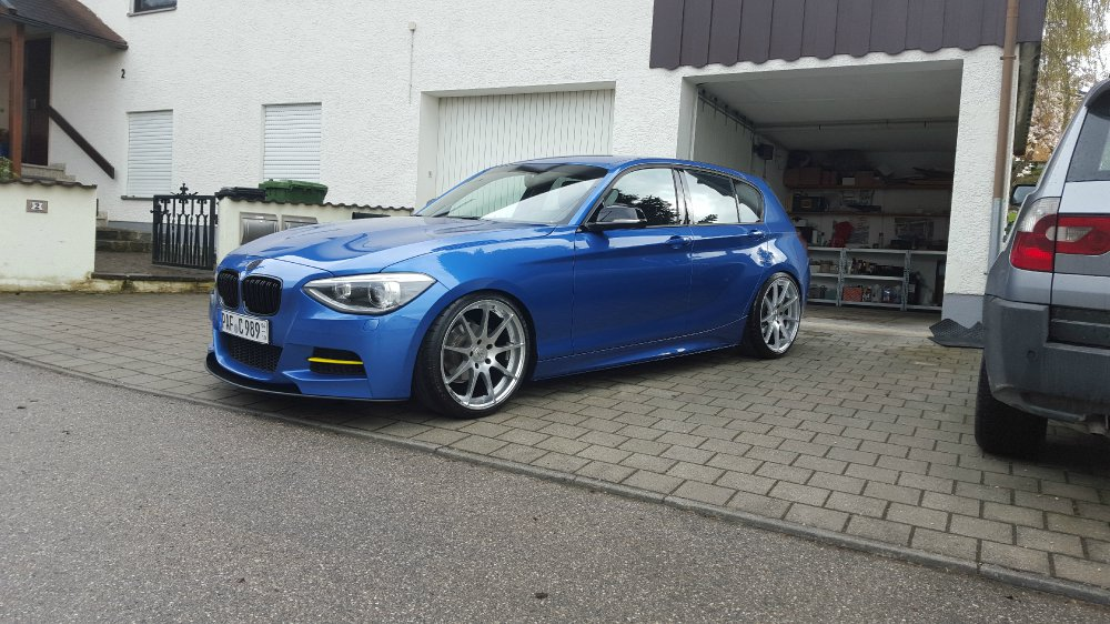 "Michelin Pilot Sport >> - only for summertime - [ 1er BMW - F20 / F21 ] ""5-Türer"" - [Tuning - Fotos - Bilder - Stories]"