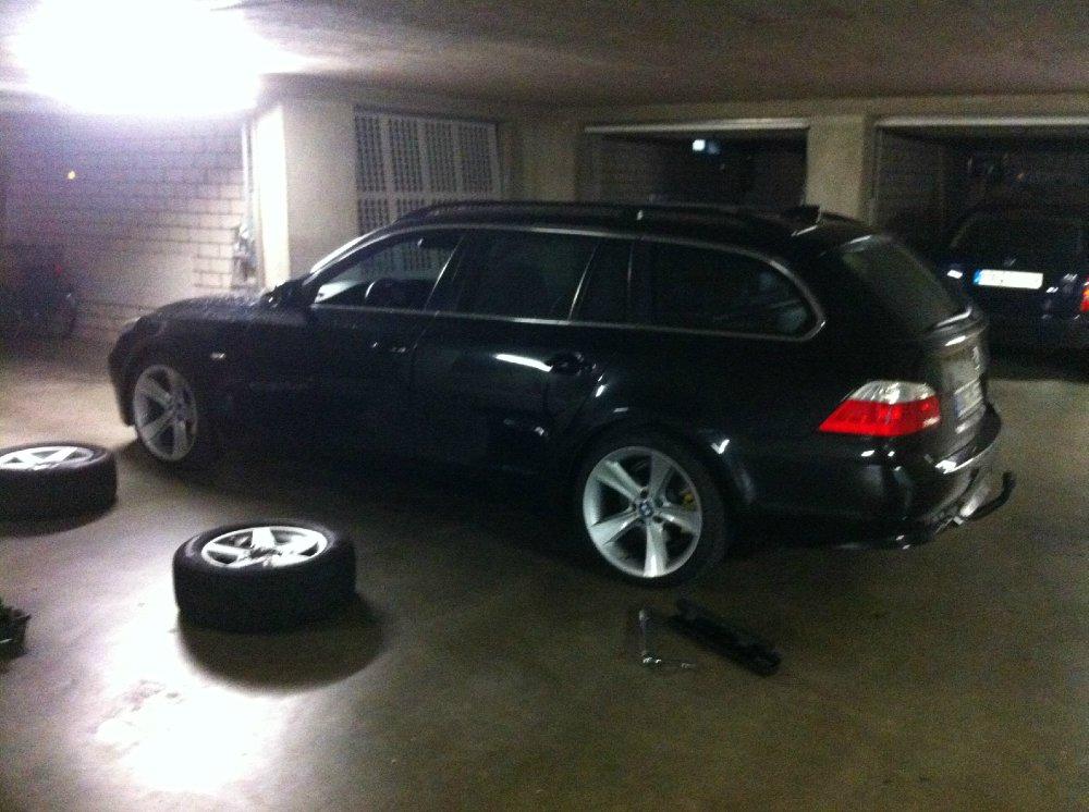 """Mein 530D Touring endlich auf 20"""" :-) - 5er BMW - E60 / E61"""