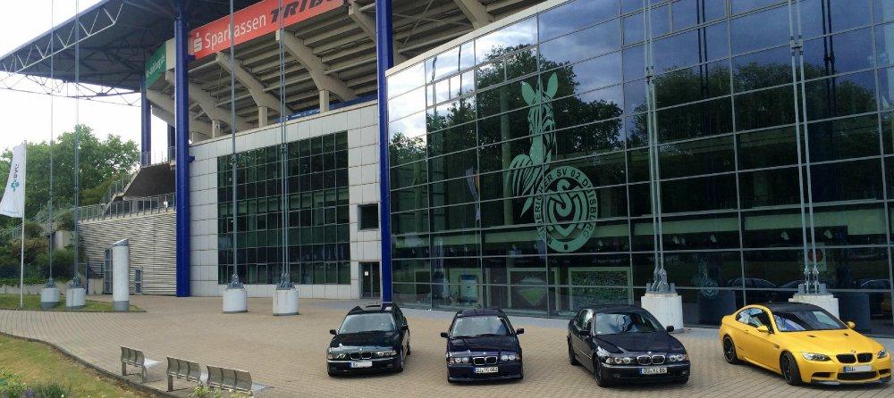 Erstes Bavaria Motors NRW Treffen - Fotos von Treffen & Events