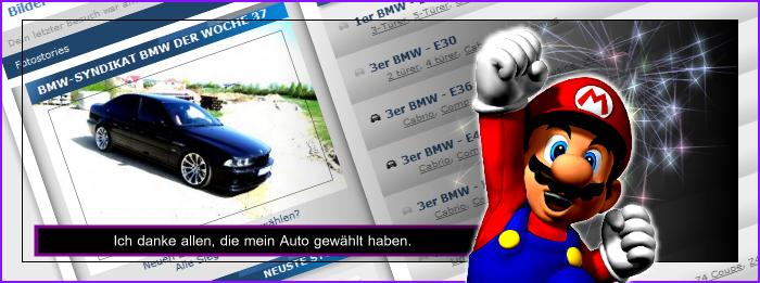 E39 530ia Limousine - 5er BMW - E39