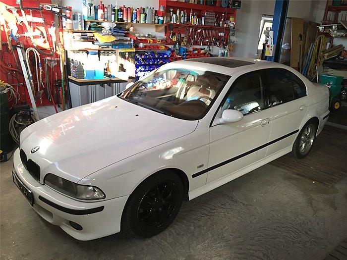 BMW E39 M5 Bj.99 (Neuaufbau) - 5er BMW - E39
