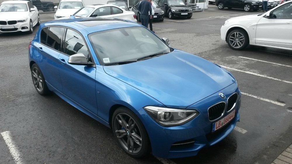 120d Edition Sport - 1er BMW - E81 / E82 / E87 / E88
