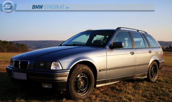 mein e36 touring - 3er BMW - E36