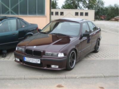 mein opi der 325i - 3er BMW - E36