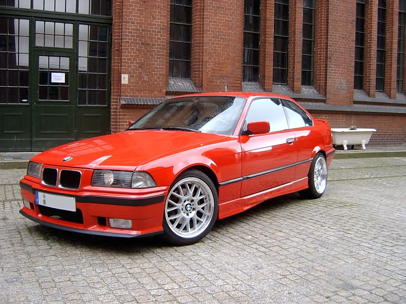 E36 318is Coupé - 3er BMW - E36