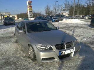 E90 325i Titansilber ( N52B25 ) - 3er BMW - E90 / E91 / E92 / E93