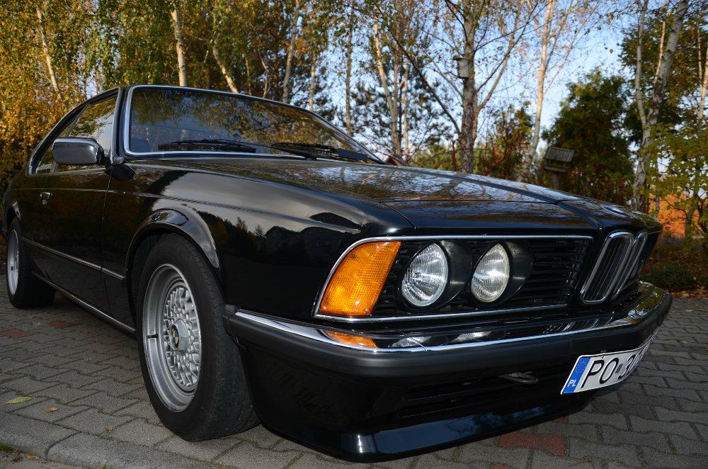 E24 635CSi 1980 selbstrestauriert - Fotostories weiterer BMW Modelle