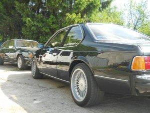 Alpina  Felge in 8.5x17 ET 12 mit Dunlop sp2000 Reifen in 235/45/17 montiert vorn Hier auf einem 6er BMW E24 635CSi (Coupe) Details zum Fahrzeug / Besitzer