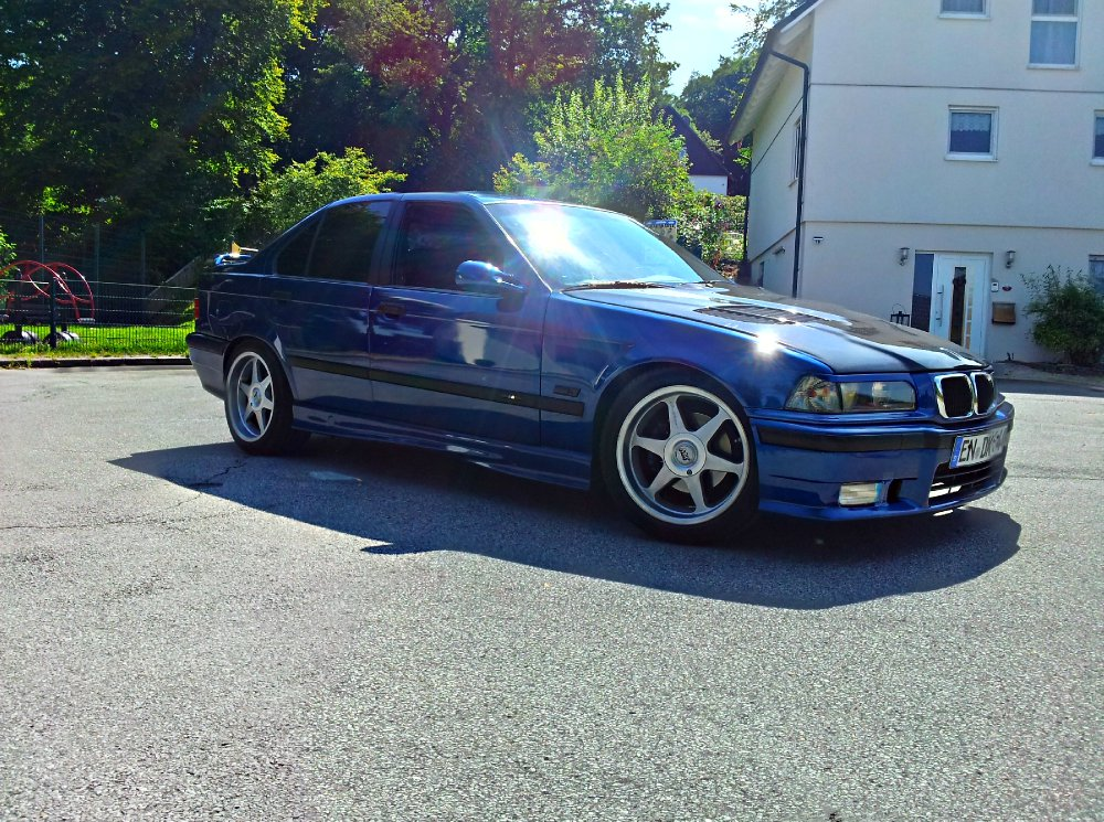 E36 318i Turbo Mk Motorsport 200 Ps 3er Bmw E36