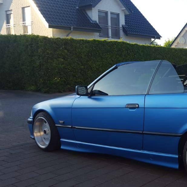 Back to 90s :) E36 Cabrio - 3er BMW - E36
