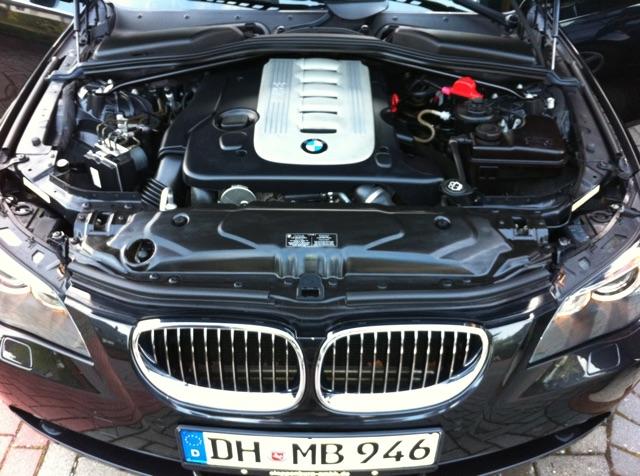 530D Komfortgleiter - 5er BMW - E60 / E61